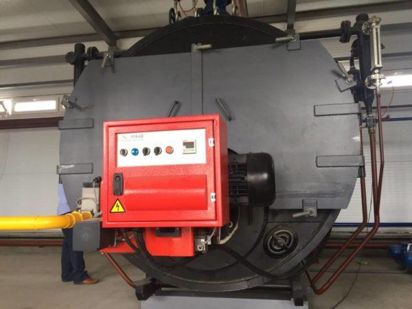 INSUZ Heating Systems Buhar Kazanı
