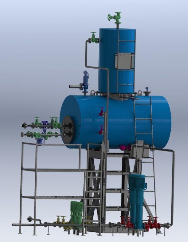 INSUZ Heating Systems Biomas Yakıtlı Kazanlar