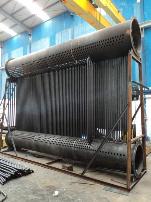 INSUZ Heating Systems D Tipi Endüstriyel Kazan