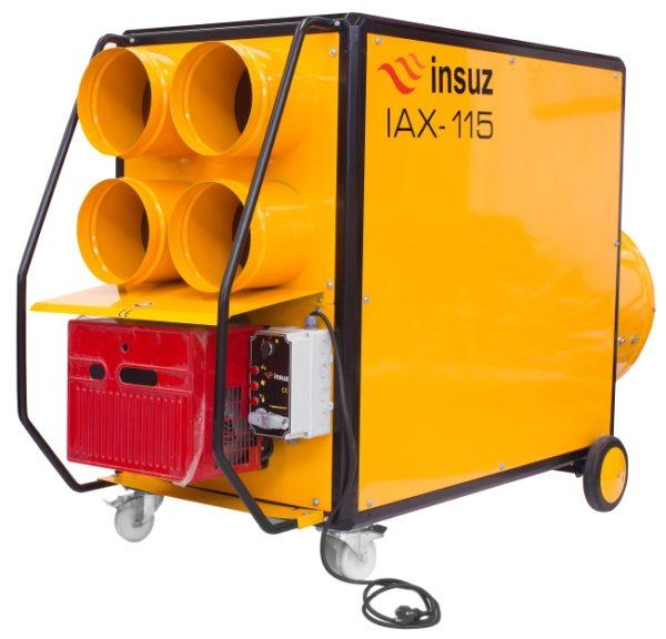 INSUZ Heating Systems Hava Isıtıcıları